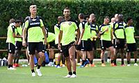 2018/07/11 Udinese allenamento sui campi del Bruseschi
