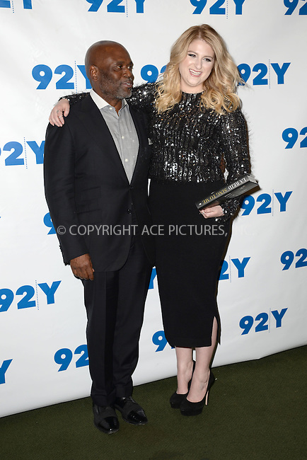 WWW.ACEPIXS.COM<br /> February 2, 2016 New York City<br /> <br /> Meghan Trainor and L. A. Reid attending the L. A. Reid in conversation with Gayle King and special guest Meghan Trainor event at 92Y on February 2, 2016 in New York City.<br /> <br /> Credit: Kristin Callahan/ACE Pictures<br /> Tel: (646) 769 0430<br /> e-mail: info@acepixs.com<br /> web: http://www.acepixs.com