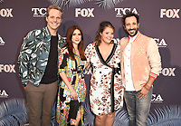 8/2/18 - West Hollywood: FOX and FX 2018 Summer TCA All-Star Party