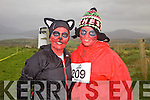 Mother and daughter duo on the Hell Mountain Challenge on Saturday Anne & Niamh Murphy from Cahersiveen.