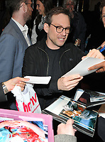 Christian Slater at the Oslo gala night, Harold Pinter Theatre, Panton Street, London, England, UK, on Wednesday 11 October 2017.<br /> CAP/CAN<br /> &copy;CAN/Capital Pictures