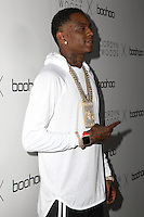 WEST HOLLYWOOD, CA - AUGUST 31: Soulja Boy at the Jordyn Woods x boohoo Launch Party! at Neuehouse in West Hollywood, California on August 31, 2016. Credit: David Edwards/MediaPunch