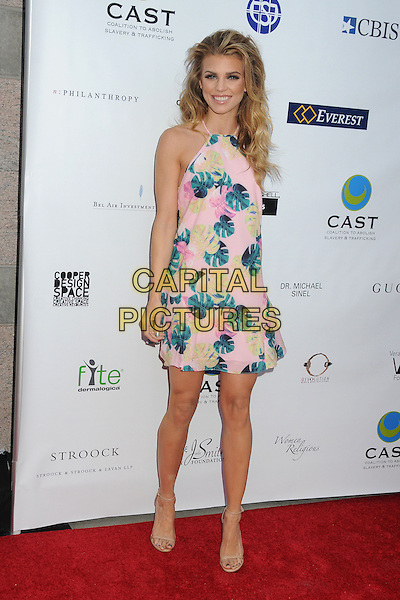 21 May 2015 - Los Angeles, California - AnnaLynne McCord. 17th Annual CAST From Slavery to Freedom Gala held at The Skirball Center.  <br /> CAP/ADM/BP<br /> &copy;Byron Purvis/AdMedia/Capital Pictures