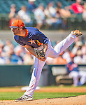 7 March 2013: Houston Astros pitcher Philip Humber on the mound during a Spring Training game against the Washington Nationals at Osceola County Stadium in Kissimmee, Florida. The Astros defeated the Nationals 4-2 in Grapefruit League play. Mandatory Credit: Ed Wolfstein Photo *** RAW (NEF) Image File Available ***
