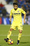 Villarreal CF's Jaume Costa during La Liga match. December 3,2016. (ALTERPHOTOS/Acero)