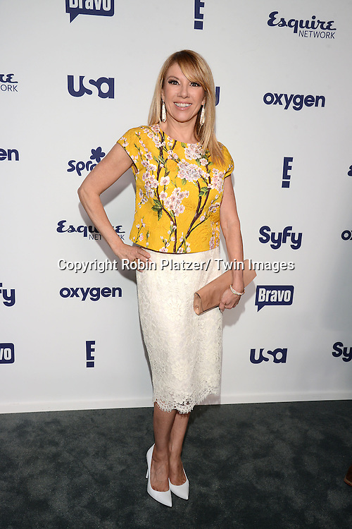 Ramona Singer attends the NBCUniversal Cable Entertainment Upfront <br /> on May 15, 2014 at The Javits Center North Hall in New York City, New York, USA.