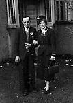 John Riordan wedding Glenbeigh 1940's.