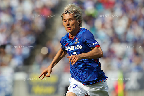 Yuzo Kobayashi (F.Marinos), MAY 21, 2011 - Football : 2011 J.LEAGUE Division 1 between Yokohama F.Marinos 4-0 Ventforet Kofu at Nissan Stadium, Kanagawa, Japan. (Photo by YUTAKA/AFLO SPORT) [1040].