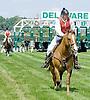 Leipzig winning at Delaware Park on 6/27/12