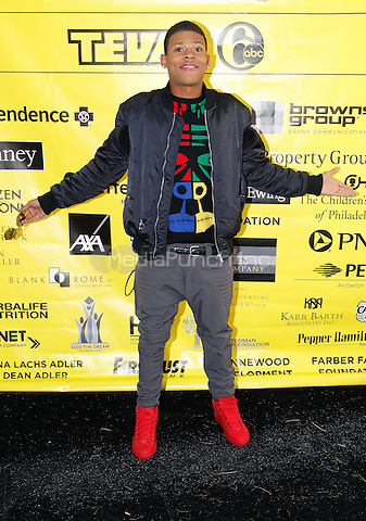 PHILADELPHIA, PA - MAY 15 :  Yazz The Greatest pictured backstage at the ADL No Hate Walk at the Navy Yard in Philadelphia, Pa on May 15, 2016  photo credit  Star Shooter / MediaPunch