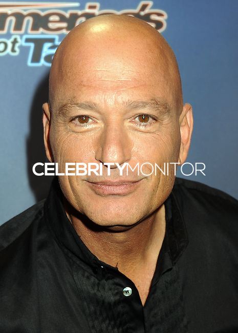 NEW YORK CITY, NY, USA - AUGUST 20: Howie Mandel arrives at the 'America's Got Talent' Post Show Red Carpet held at Radio City Music Hall on August 20, 2014 in New York City, New York, United States. (Photo by Celebrity Monitor)