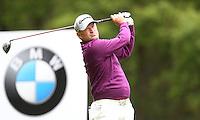 Jamie Donaldson - BMW Golf at Wentworth - Day 2 - 22/05/15 - MANDATORY CREDIT: Rob Newell/GPA/REX -