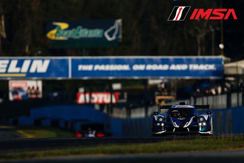 IMSA Prototype Challenge Presented by Mazda<br /> Road Atlanta<br /> Road Atlanta, Braselton GA<br /> Thursday 5 October 2017<br /> 17, Robby Foley, LMP3, Ligier JS P3<br /> World Copyright: Jake Galstad<br /> LAT Images