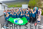 Pupils, Teachers, and Parents from Filemore NS raised their 4th Green Flag on Monday in recognition for Global Citizenship & Marine Environment.