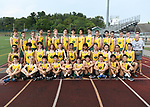 9-23-19, Huron High School boy's and girl's cross country teams