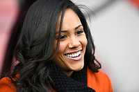 Sky presenter Alex Scott during AFC Bournemouth vs Arsenal, Premier League Football at the Vitality Stadium on 14th January 2018