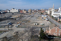 1997 FEBRUARY 06..Redevelopment..Macarthur Center.Downtown North (R-8)..LOOKING WEST...NEG#.NRHA#..