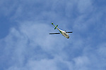 Helicopter Coming To Pick Us Up