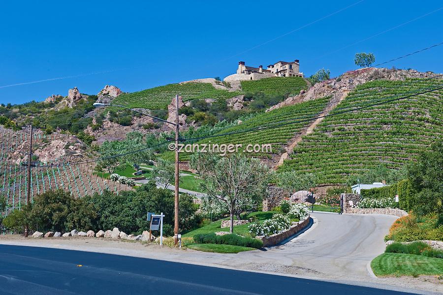Kanan Dume Rd. Malibu, CA, Exquisite Rocky Oaks Estate, Vineyard, Tuscan home,