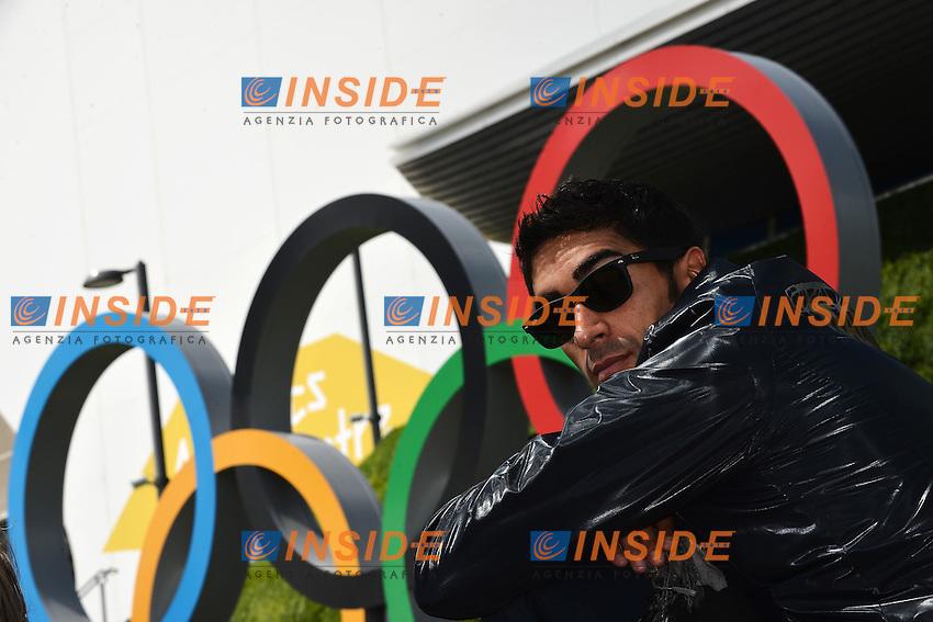 Filippo Magnini.London 4/8/2012 Aquatics Center.London 2012 Olympic games - Olimpiadi Londra 2012.Swimming - Nuoto.Foto Andrea Staccioli Insidefoto