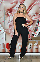 ONDON, ENGLAND - AUGUST 04: Lydia Rose Bright attends a photocall to launch imPRESS Manicure nails at Superdrug, Southside Shopping Centre on August 4, 2017 in Wandsworth, London, England.<br /> CAP/JOR<br /> &copy;JOR/Capital Pictures