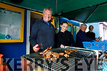 John Storer (Fentons of Dingle), pictured at the Dingle Food Festival on Saturday last.