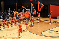 SAN ANTONIO, TX - NOVEMBER 12, 2017: The University of Texas at San Antonio Roadrunners defeat the East Central University Tigers 92-59 at the UTSA Convocation Center. (Photo by Jeff Huehn)