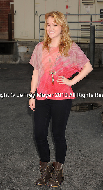 HOLLYWOOD, CA. - October 24: Taylor Spreitler arrives at Variety's 4th Annual Power of Youth event at Paramount Studios on October 24, 2010 in Hollywood, California.