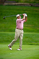 06/24/09 - Photo by John Cheng for Newsport.  Pro-AM participant at the Travelers Championship at the TPC River Highlands in Cromewll Connecticut.