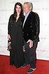 Photographer and writer Peter Beard and his daughter Zara Beard arrive at the Gordon Parks Foundation 2014 Award Dinner and Auction on June 3, 2014 at Cipriani Wall Street, located on 55 Wall Street.