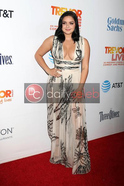 Ariel Winter<br /> at the TrevorLIVE Los Angeles 2016, Beverly Hilton Hotel, Beverly Hills, CA 12-04-16<br /> David Edwards/DailyCeleb.com 818-249-4998