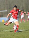 Womens Wales v Ireland 0309