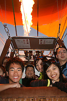 20100415 April 15 Gold Coast Hot Air Ballooning
