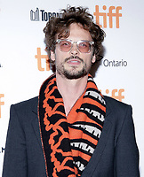 """TORONTO, ONTARIO - SEPTEMBER 08: Matthew Gray Gubler attends """"Endings, Beginnings"""" premiere during the 2019 Toronto International Film Festival at Ryerson Theatre on September 08, 2019 in Toronto, Canada. <br /> CAP/MPI/IS/PICJER<br /> ©PICJER/IS/MPI/Capital Pictures"""