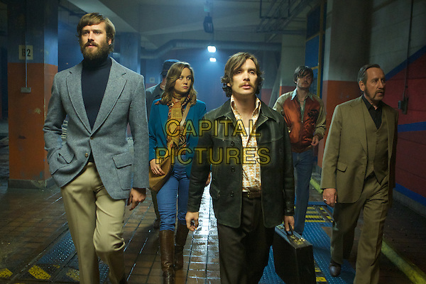Free Fire (2016) <br /> Armie Hammer, Brie Larson, Cillian Murphy, Sam Riley, Michael Smiley<br /> *Filmstill - Editorial Use Only*<br /> CAP/KFS<br /> Image supplied by Capital Pictures