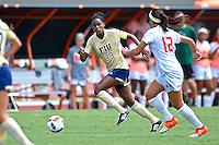 FIU Women's Soccer v. Miami (9/11/16)