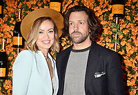 PACIFIC PALISADES, CA - OCTOBER 06: Olivia Wilde and Jason Sudeikis arrive at the 9th Annual Veuve Clicquot Polo Classic Los Angeles at Will Rogers State Historic Park on October 6, 2018 in Pacific Palisades, California.<br /> CAP/ROT/TM<br /> &copy;TM/ROT/Capital Pictures