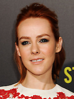 NEW YORK CITY, NY, USA - OCTOBER 06: Jena Malone arrives at the New York Premiere Of The Weinstein Company's 'St. Vincent' held at the Ziegfeld Theatre on October 6, 2014 in New York City, New York, United States. (Photo by Celebrity Monitor)