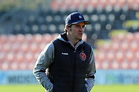 Fleetwood Town manager Joey Barton during Barnet vs Fleetwood Town, Emirates FA Cup Football at the Hive Stadium on 10th November 2019