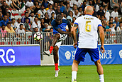 June 17th 2017; Allianz Riviera, Nice, France; Legends football international, France versus Italy;  Olivier Kapo (France)