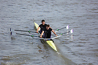 Crew: 1  Reading University Boat Club - Op 2x Championship<br /> <br /> Pairs Head 2019<br /> <br /> To purchase this photo, or to see pricing information for Prints and Downloads, click the blue 'Add to Cart' button at the top-right of the page.