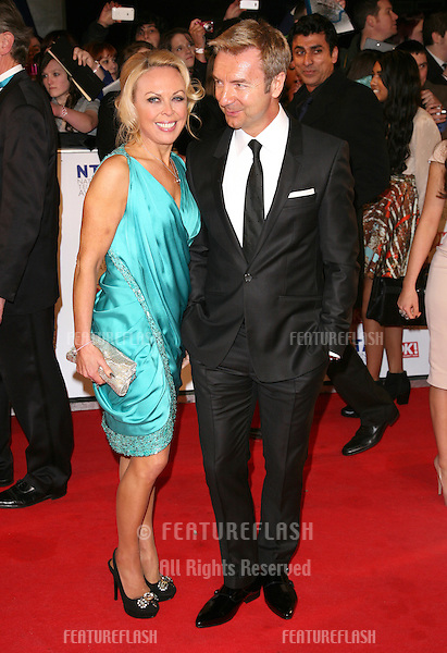 Jayne Torvill and Christopher Dean arriving for the National Television Awards 2011, at the O2, London. 26/01/2011  Picture By: Alexandra Glen / Featureflash