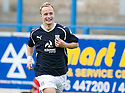 16/10/2010   Copyright  Pic : James Stewart.sct_jsp012_stirling_v_dundee  .:: LEIGH GRIFFITHS CELEBRATES AFTER HE SCORES DUNDEE'S GOAL ::  .James Stewart Photography 19 Carronlea Drive, Falkirk. FK2 8DN      Vat Reg No. 607 6932 25.Telephone      : +44 (0)1324 570291 .Mobile              : +44 (0)7721 416997.E-mail  :  jim@jspa.co.uk.If you require further information then contact Jim Stewart on any of the numbers above.........
