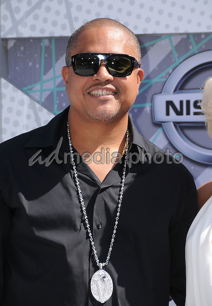 26 June 2016 - Los Angeles. Irv Gotti. Arrivals for the 2016 BET Awards held at the Microsoft Theater. Photo Credit: Birdie Thompson/AdMedia