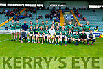 The  St Brendans team who played West Kerry in the qualifier game in the Senior Football Championship game on Sunday.