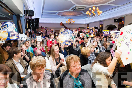 Big crowd at Sickly Come Dancing, UHK, at Ballygarry House Hotel & Spa, Tralee on Friday night last.
