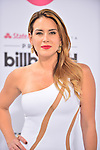 CORAL GABLES, FL - APRIL 30: Erika de la Vega arrives at 2015 Billboard Latin Music Awards presented by State Farm on Telemundo at Bank United Center on April 30, 2015 in Coral Gables, Florida. ( Photo by Johnny Louis / jlnphotography.com )
