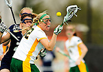 2010-05-01 NCAA: New Hampshire at Vermont Women's Lacrosse