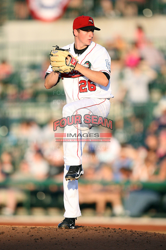 Great Lakes Loons Alan Webster during the Midwest League All Star Game at Parkview Field in Fort Wayne, IN. June 22, 2010. Photo By Chris Proctor/Four Seam Images