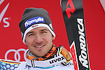 Alpine Ski World Cup Opening. Felix Neureuther in action at the Men's Giant Slalom in Solden on October 23, 2016.